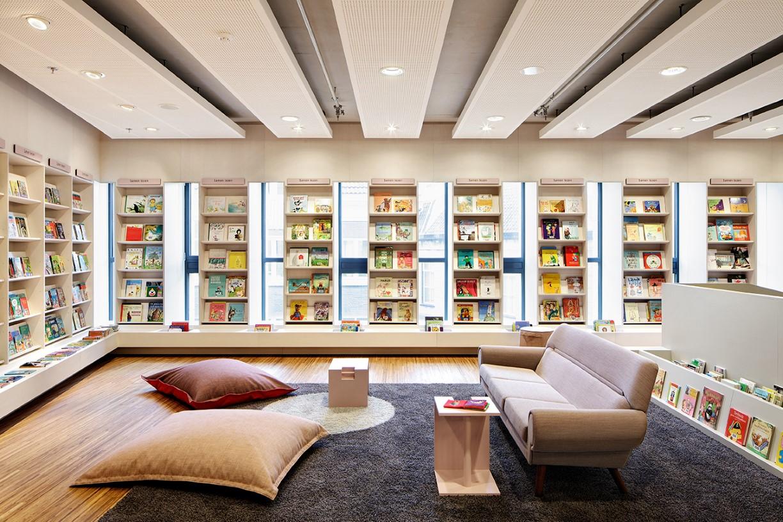Bibliotheek arnhem verkozen tot beste bibliotheek van nederland 2013 - Tot zijn bibliotheek ...