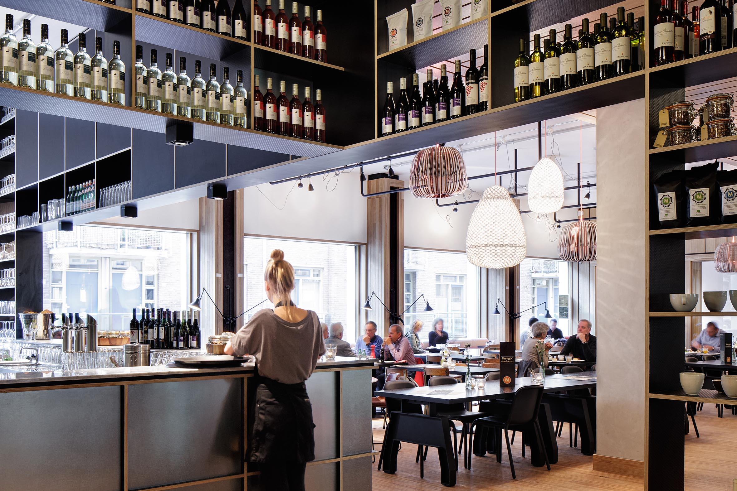 Restaurant momento rozet for Arnhem restaurant