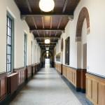 gang houten lambrisering achterhuis 150x150 - Bewegwijzering Stadhuis Rotterdam