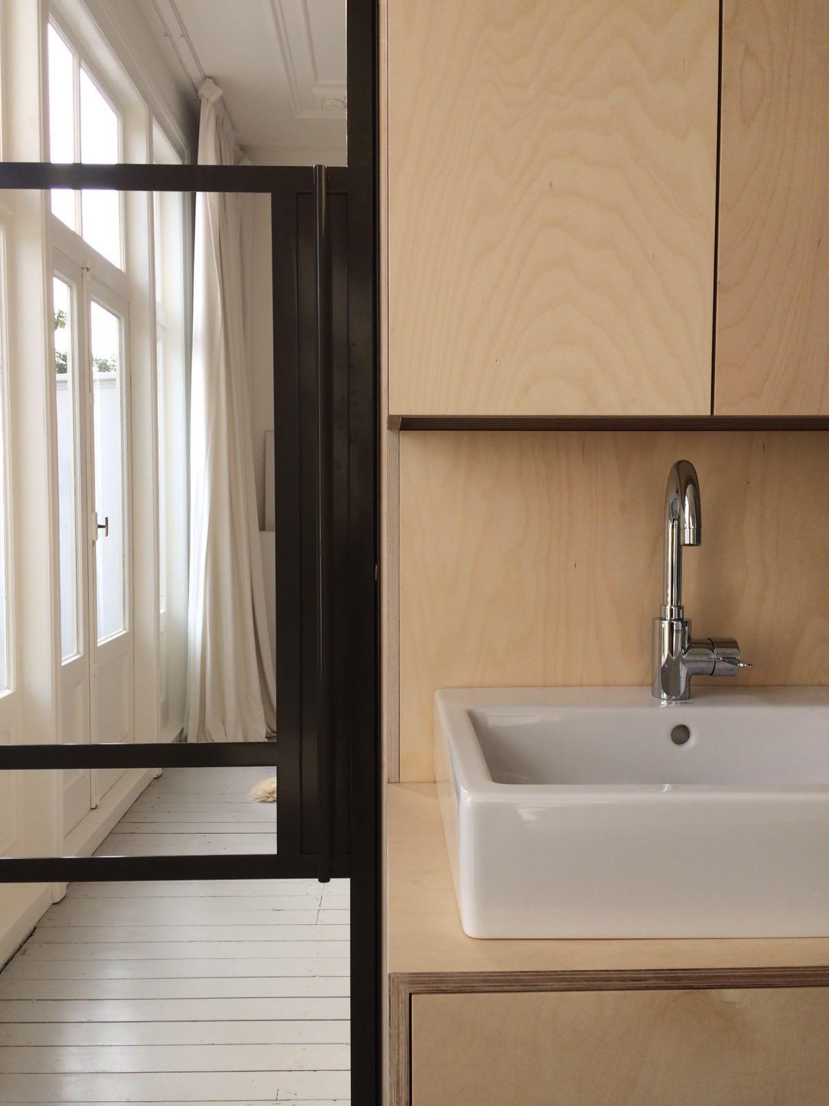 pui badkamer - Woonhuis Watergraafsmeer II