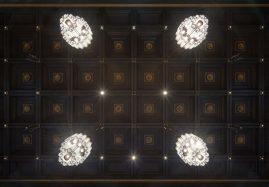 plafond Raadzaal