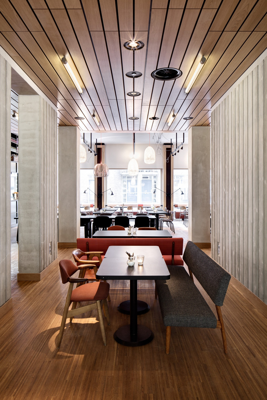 Momento rozet arnhem interieur door demunnikdejong architecten for Interieur stage amsterdam
